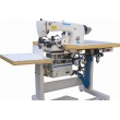 Automatic Lockstitch Hemming On Trousers Bottoms And Sleeves Machine
