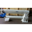 Long Arm Double Needle Cylinder Bed Unison Feed Extra Heavy Duty Machine for Filter Bags