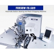 Automatic Button Neck Wrapping Sewing Machine