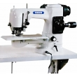 Double Side Cashmere Overcoat Blind Stitch Sewing Machine