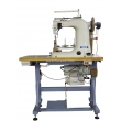 Three Needle Sewing Machine for Shoes Upper