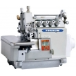 Direct Drive Top and Bottom Feed Overlock Sewing Machine