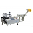 Automatic Cold Knife Tape Cutting Machine with Hole Punching and Collecting Device
