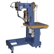 Seated Type Inside Seaming Machine for Shoes Side Stitching