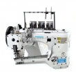 4 Needle 6 Thread Feed-off-the-arm flat Seaming Machine