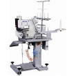 Automatic Jeans Waistband Attaching Double Chainstitch Sewing Unit