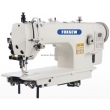 Single Needle Direct Drive Top and Bottom Feed Heavy Duty Lockstitch Machine with Auto-Trimmer