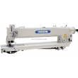 Long Arm Direct Drive Double Needle Lockstitch Sewing Machine