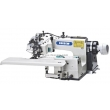 Industrial Differential Feed Blind Stitch Sewing Machine