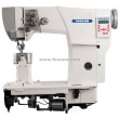 Double Needle Fully Automatic Post Bed Sewing Machine
