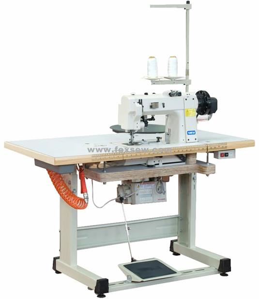 Table Top Tape Edge Sewing Machine